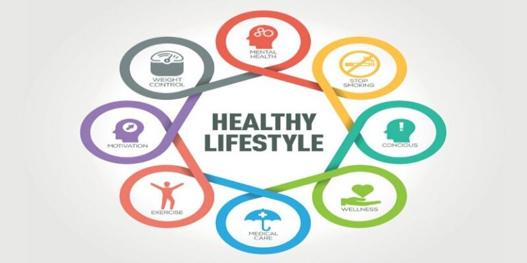 Healthy lifestyle key to happy life