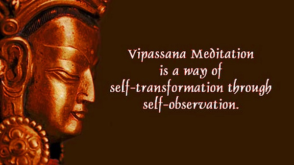 WORLD MENTAL HEALTH DAY AND VIPASSANA